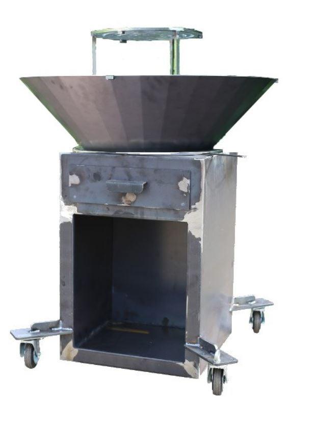 Block 800 Vuurschaal BBQ